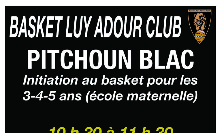 Pitchoun Party BLAC