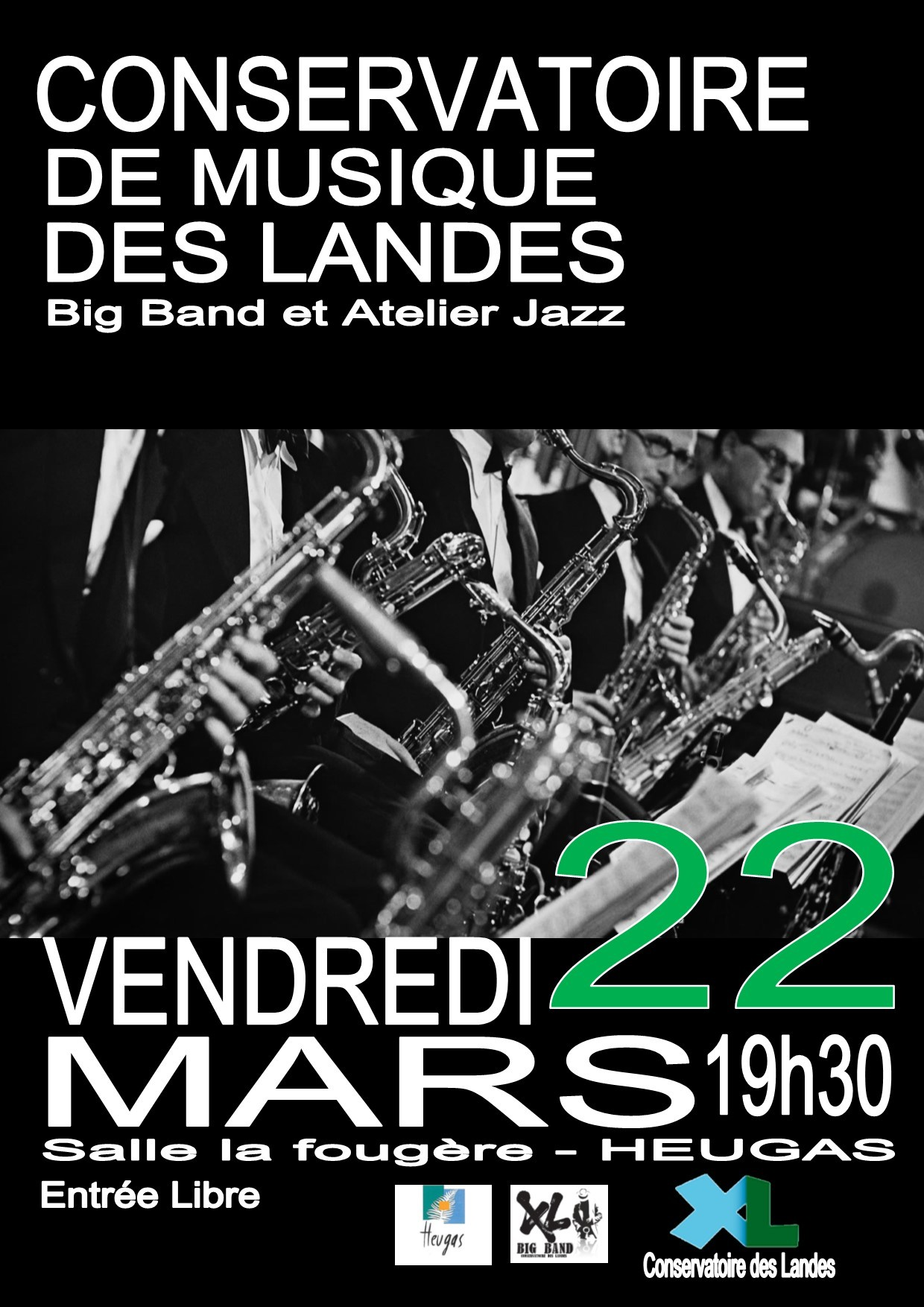 big band atelier jazz